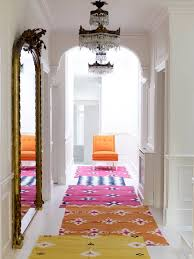rug on carpet in hallway. The India Pied-à-terre Has An Open Floor Plan For Entry, Living And Dining Areas. It\u0027s Big Enough That No One Rug Would Fill It. On Carpet In Hallway U