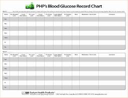Printable Diabetic Blood Sugar Chart Expository Blood Sugar