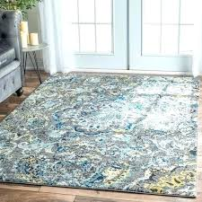 round rugs modern abstract vintage multi area rug 8 x with com rugs round round rugs amp rowan handmade grey