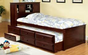 captain beds king size cot with storage