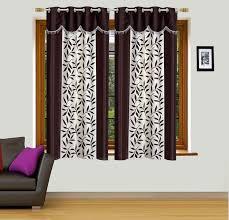 Designer Curtains Flipkart Zuper Folgen 154 Cm 5 Ft Polyester Window Curtain Pack Of