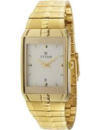 titan watches buy titan watches online at best prices in titan karishma analog gold color dial men s watch