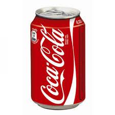 coca cola tray aanbieding