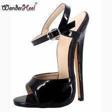Extreme fetish high heels