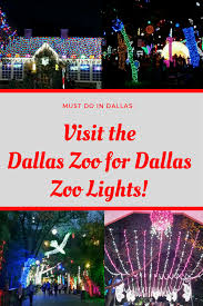 La Zoo Lights Promo Code Visit The Dallas Zoo This December For Dallas Zoo Lights
