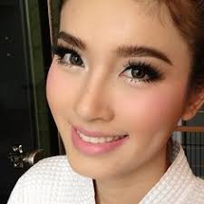 nongchat webinstgrm web interface for insram makeup look thailand asian