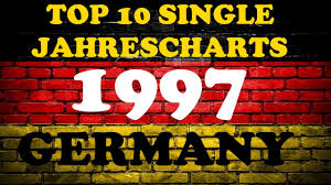 Top Charts 1997 Top 10 Single Jahrescharts Deutschland 1997 Year End Single Charts Germany Chartexpress