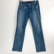 Levis 524 Too Superlow Straight Leg Jeans Sz 9 M