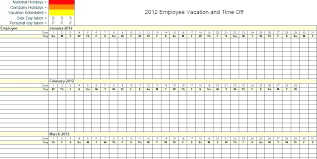 Staff Holiday Planner Template Excel 2017 Practice Schedule New