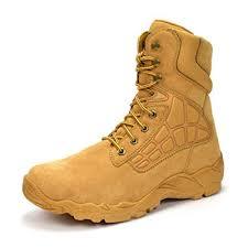 wheat 8 5 e us steel toe work boot
