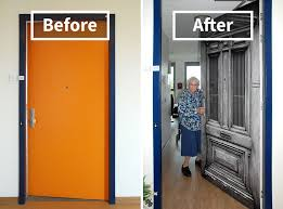 exterior door stickers. nursing-homes-dementia-patients-personalised-true-doors-stickers- exterior door stickers r