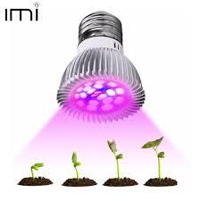 Us 1 5 Full Spectrum Cfl Led Grow Light Lampada E27 E14 Mr16 Gu10 Indoor Plant Lamp Flowering Hydroponics System Ir Uv Garden 110v 220v In Led Grow