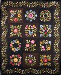 122 best Wool Applique images on Pinterest | DIY, Tables and Felting & Quilt designs by Lori Smith. Lots of patterns available, most blocks Adamdwight.com