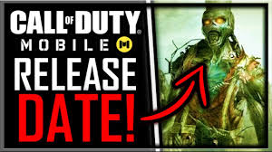 Call of Duty Mobile Zombies Update ...