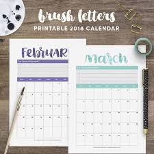 printable calanders printable calendars clementine creative