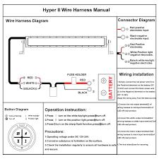 Autofeel Led Light Bar Amazon Com Led Light Bar Wiring Harness Autofeel Wiring