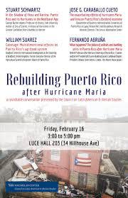 clais roundtable rebuilding puerto rico after hurricane maria