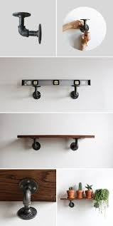 Industrial Bookcase Diy Best 25 Industrial Shelving Ideas On Pinterest Pipe Shelves