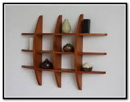 wall mounted display shelves home