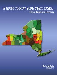 A Guide To New York State Taxes