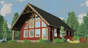 Small Picture The Vancouver Prefab Cabin and Cottage Plans Winton Homes