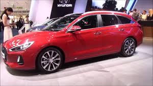 2018 hyundai wagon. delighful 2018 2018 hyundai i30 wagon  interior and exteriors frankfurt autoshow 2017 in hyundai