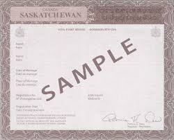 Marriage Certificates Order A Marriage Certificate