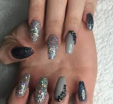 Best 25 Gellux Nails Ideas On Pinterest Acrylic Nails Glitter ...