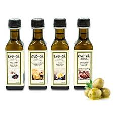 gourmet olive oil gift set certified extra virgin olive oil 4 pack 100ml
