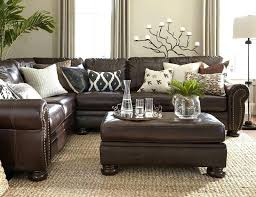 black leather living room furniture. Brown Living Room Decor Overwhelming Furniture Ideas On Sofa Design Black Leather And Couch Decorating Idea