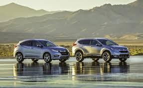 Honda Cr V Vs Honda Hr V Which Crossover Is Right For You