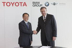 BMW Convertible toyota bmw alliance : BMW and Toyota Will Jointly Develop Sports Car Platform. New Supra ...