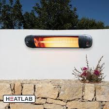 heatlab 2kw electric patio heater