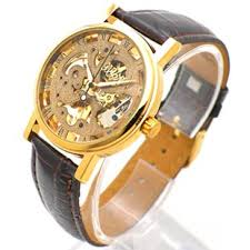 aliexpress mobile global online shopping for apparel phones shipping gold color men s hollow transparent mechanical watches personalized watches 9229