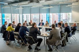 utc sheffield hosts northern powerhouse roundtable with business leaders