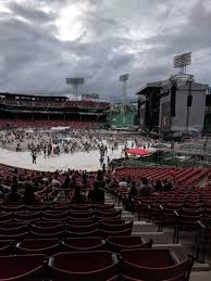 Fenway Seating Chart Foo Fighters Fenway Park Section Right Field Box 90 Row Xx Seat 1 Foo