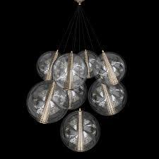 chandelier caviar adjustable large
