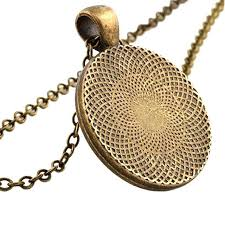 Online Shop OPPOHERE <b>Old</b> Fashioned <b>Compass Pendant</b> ...