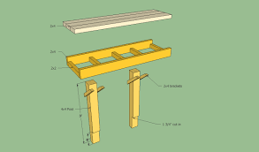 Best 25 Homemade Bench Ideas On Pinterest  Bench For Bedroom No How To Build A Seating Bench
