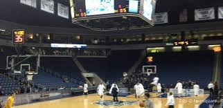 Ted Constant Convocation Center Travel Guidebook Must Visit