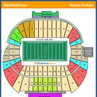 Autzen Stadium Seating Chart Autzen Stadium Events And Concerts In Eugene Autzen