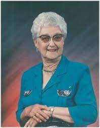 Obituary of Hilda Noble | Welcome to McCaw Funeral Service Ltd. ser...