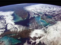 10 increíbles fotos de la Tierra tomadas desde el espacio | ActitudFem