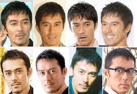 ヘアカタログ かっこいい薄毛男性の画像集no040俳優 阿部寛