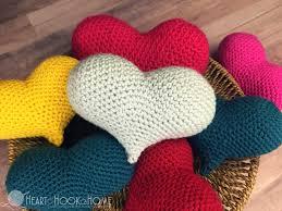 Heart Crochet Pattern Mesmerizing Amigurumi Love Heart Free Crochet Pattern