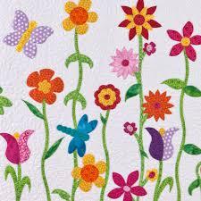 GO! Butterfly Garden Quilt Pattern |AccuQuilt| & Butterfly Garden Quilt Pattern (PQ10117) Adamdwight.com