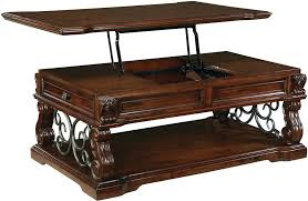 lift top coffee tables traditional coffee table with lift top up steve silver nelson lift top