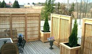 outdoor folding privacy screen fanciful exterior