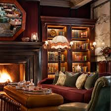 Diplomatic Concierge Rosewood Londons Manor House Wing - Manor house interiors