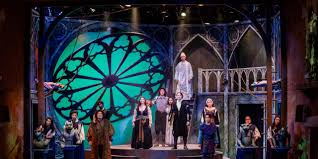 Into The Woods Set Design Broadway Less Is More Or Less Is Less The Balancing Act Of Designing